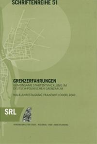 SRL-Schriftenreihe Bd. 51: Grenzerfahrungen