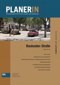 PLANERIN 4/2016: Baukasten Straße - Fläche für alle