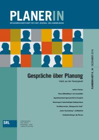 PLANERIN 6/2014: Gespräche über Planung